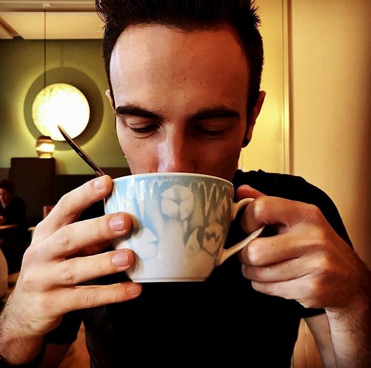 Website-koffie